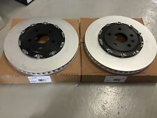GM OEM Front 2 Piece Rotor Pair Brembo 6 piston 2009+ CTS-V & Camaro SS ZL1 New