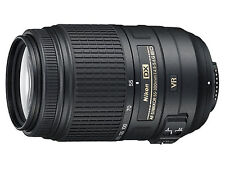 NEW Nikon 55-300mm VR AF-S F/4.5-5.6 Lens for Nikon SLR Camera