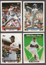 1993 TOPPS BASEBALL COMPLETE YOUR SET & GOLD & BLACK GOLD & WINNERS 20 PICKS