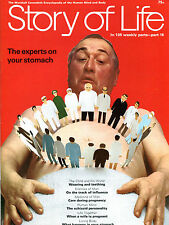 Story Of Life Magazine Part 16 1970 The Experts On Your Stomach EX 051616jhe