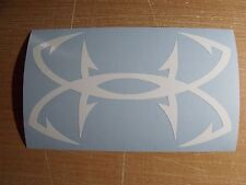 Under Armour Fishing Hooks - Car/SUV/Truck/Boat Vinyl Die-Cut Decal/Sticker iPad
