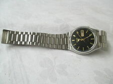 Vintage Men's Seiko Automatic Watch 7009-3170 478R R Water Resistant Day/Date