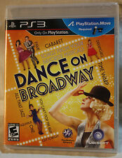 Dance On Broadway PS-3 Game - Requires Playstation Move - Sony 2011