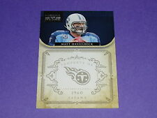 2011 National Treasures MATT HASSELBECK #145 SP/99 Titans-Colts / Boston College