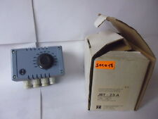 JT regelgerate JBT23A thermostat électronique thermostaat termostate 35/95°C