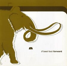 BABY MAMMOTH Best Foot Forward CD 2000 Pork Records 071 Hull funk chill downbeat