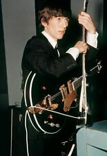 GEORGE HARRISON UNSIGNED PHOTO - 5491 - THE BEATLES