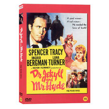 Dr. Jekyll and Mr. Hyde (1941) DVD - Spencer Tracy (New *Sealed *All Region)