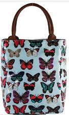 Thermal Insulated Lunch Box Waterproof Cooler Butterfly Storage Bag Travel