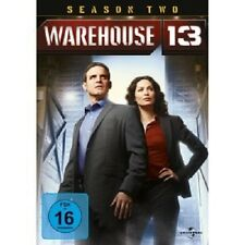 WAREHOUSE 13 SEASON 2 (3 DVD) NEUWARE EDDIE MCCLINTOCK,JOANNE KELLY,SAUL RUBINEK