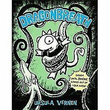 Dragonbreath #1 by Ursula Vernon c2012, NEW Paperback, We Combine Shipping