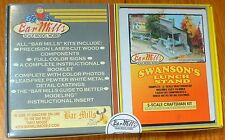 Bar Mills #0953 (S Scale) Swanson's Lunch Stand (Figures Not Included)