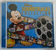 DISNEY SOUNDTRACKS COLLECTION - SOUNDTRACK O.S.T. - CD Sigillato