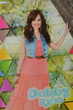DEBBY RYAN - A3 Poster (ca. 42 x 28 cm) - Jessie Clippings Fan Sammlung NEU