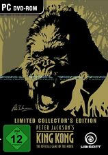 Peter Jackson's King Kong Limited Edition für Pc Neu/Ovp