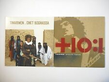 Unique Lot de 2 CD Single ▬ TINARIWEN ▬ Port GRATUIT