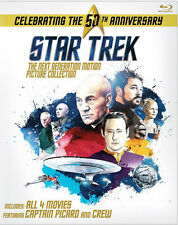 Star Trek: The Next Generation Motion Picture Coll Blu-ray