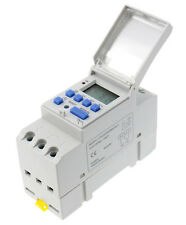Timer Relay Switch THC15A DC 24V 16A Digital LCD Programmable