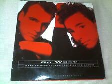 GO WEST - I WANT TO HEAR IT FROM YOU - 1987 CARD SLEEVE CD SINGLE