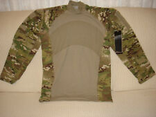 USGI MULTICAM ARMY COMBAT SHIRT LARGE NWT MASSIF