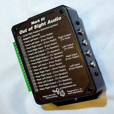 Out of Sight Audio - Mark 3 - Secret Audio Device - UTV Side by Side / ATV Radio