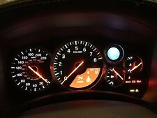 Nissan GTR LED CLUSTER UPGRADE R35 2009-2014 Speedometer Odometer Oem CBA to DBA