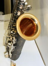 Brand New   professional  Black electrophoretic finish Bb Tenor Saxophone