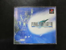 Final Fantasy 7 International PlayStation JP GAME.