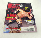 August 1998 WWF World Wrestling Federation Magazine Stone Colds Rage Cover
