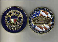 CHALLENGE COIN JOINT CHIEFS OF STAFF PENTAGON WASHINGTON DC