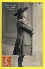CPA PARIS Théatre L'ACTEUR COQUELIN AINÉ dans l'affaire des POISONS en 1907