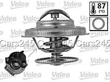MERCEDES 190 W201 SSANGYONG A124 Engine Coolant Thermostat VALEO 2.0-3.6L 1972-