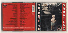 2 Cd TRIBUTE TO SARAJEVO - Dig It James Dee  Goodwill family Mike Lawrence