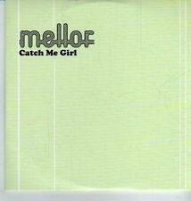 (DA379) Mellor, Catch Me Girl - 2012 DJ CD