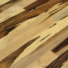 "4"" Prefinished Solid Brazilian Macchiato Pecan Wood Hardwood Flooring Sample"