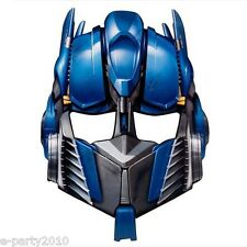 TRANSFORMERS PAPER MASKS (8) ~ Birthday Party Supplies Favors Costumes Optimus