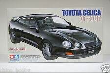 Tamiya 24133 1/24 Scale Toyota Celica GT-Four GT4 WRC ST205 3S-GTE Turbo Model