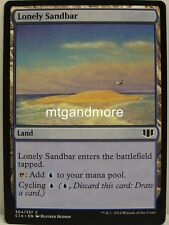 Magic Commander 2014 - 4x  Lonely Sandbar
