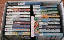 Nintendo DS Games, Drawn to life, PETZ, Playground, Nintendogs & more, PICK ONE