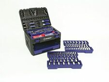 Kobalt 227-Piece Standard (SAE) and Metric Mechanic's Tool Set with Hard Case