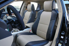 DODGE CHARGER SRT 2006-2010 LEATHER-LIKE SEAT COVER