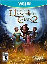 The Book of Unwritten Tales 2 (Nintendo Wii U) Limited And Low Print! Rare HTF