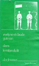 DANS LE MITAN DU LIT PAR E. & C. GUTMAN DES FEMMES 1978