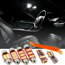 BMW 5 Series F10 F07 LED Full Interior Kit Bright 4014 SMD 21 Bulbs Error Free