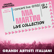"MIA MARTINI  ""LIVE COLLECTION@RSI""  (CD+DVD)"