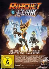 RATCHET & CLANK (NED LOTT, JAMES ARNOLD TAYLOR)  DVD NEU