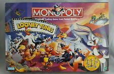Monopoly Looney Tunes Game Limited Collectors Edition Complete 1999