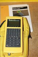TRIMBLE TDC1 DATA COLLECTER   SURVEYING TOTAL STATION
