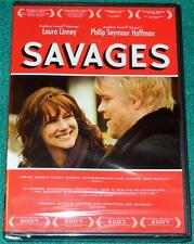 PHILIP SEYMOUR HOFFMAN, LAURA LINNEY, The Savages, DVD, NEW