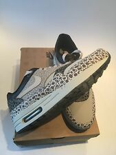 "Nike Air Max 1 premium sp ""Grey safari"" Atmos us 9.5/EUR 43"
